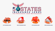 Get Auto,  Health,  Life & Home Insurance leads